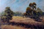 Joan Holmes painting