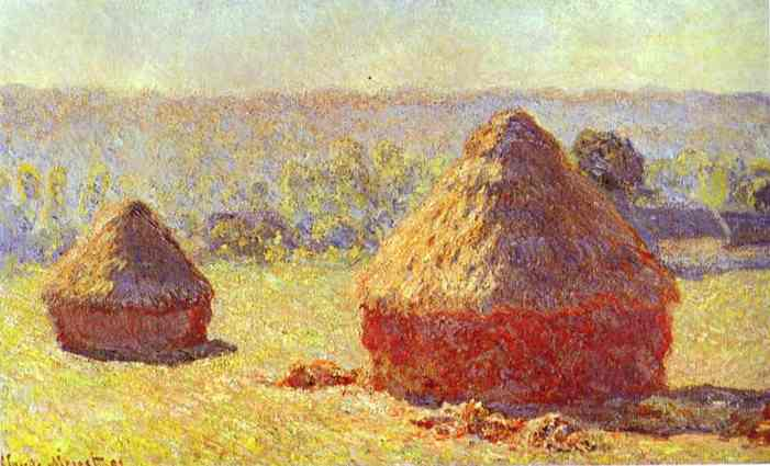wheatstacks-Monet